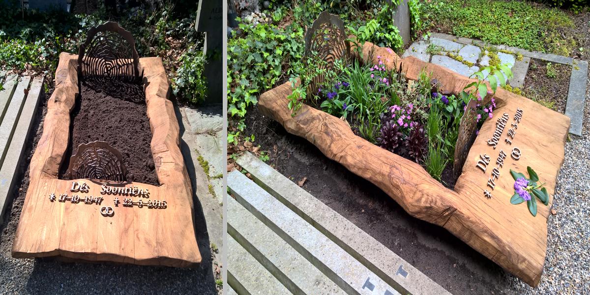 tuintje hout